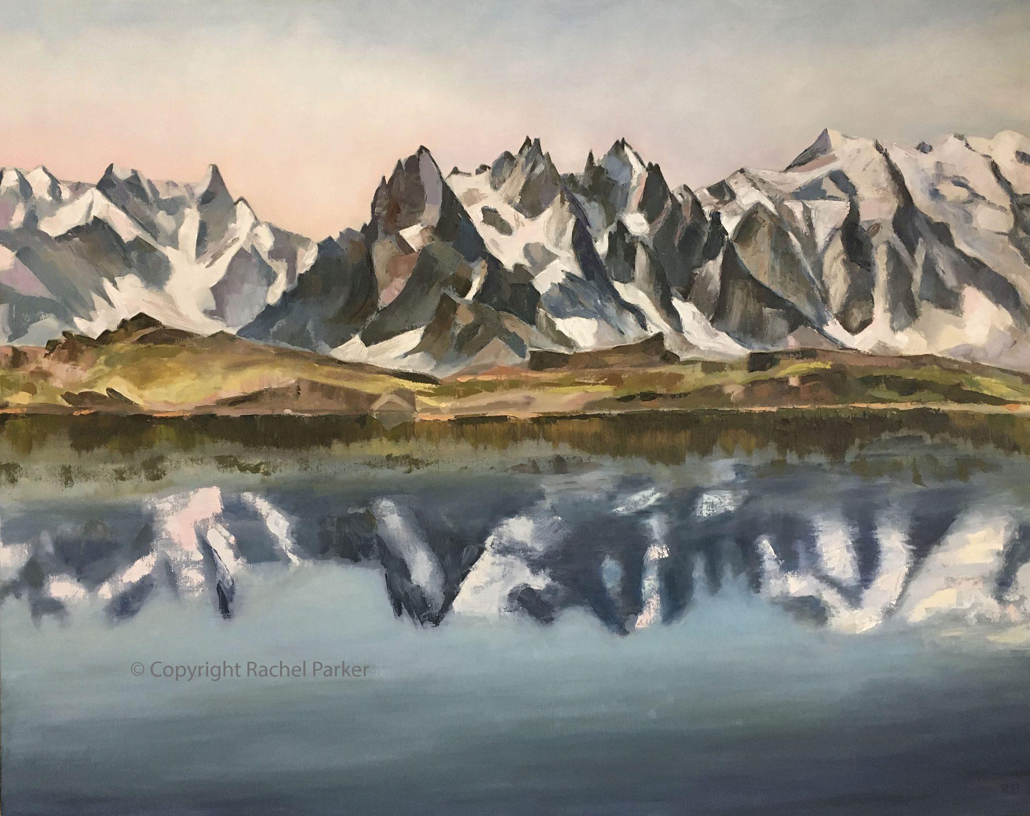 Le Lac Blanc I -