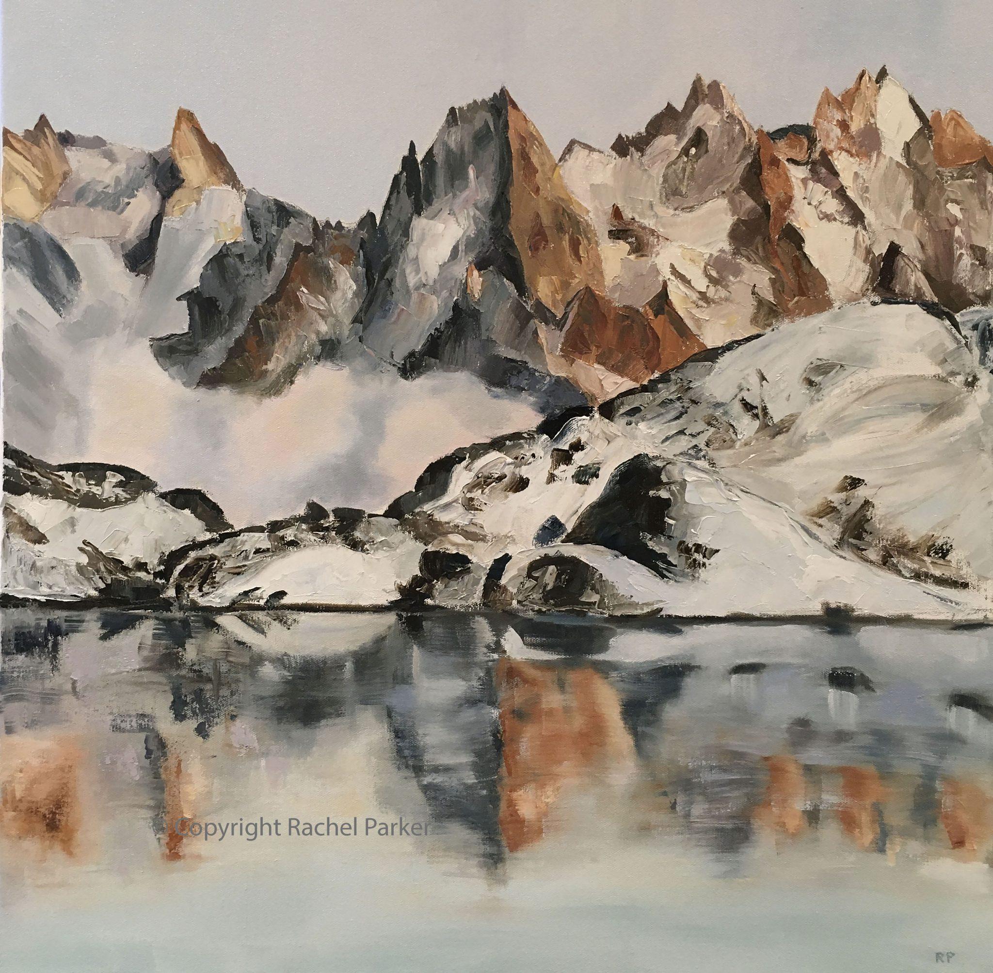 Le Lac Blanc II