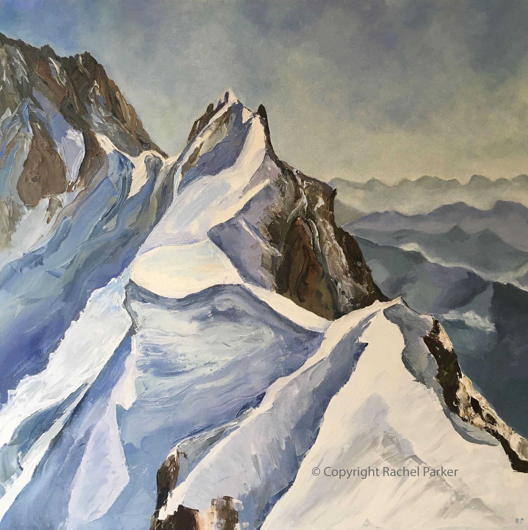 Mont Blanc I